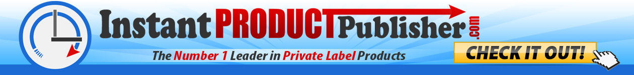 Instant Product Publisher